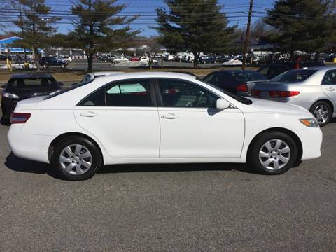 2010 Toyota Camry for sale at Matrone and Son Auto in Tallman NY