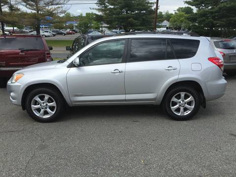 2010 Toyota RAV4 for sale at Matrone and Son Auto in Tallman NY