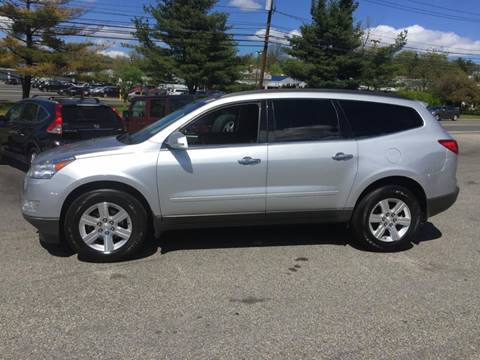 2011 Chevrolet Traverse for sale at Matrone and Son Auto in Tallman NY