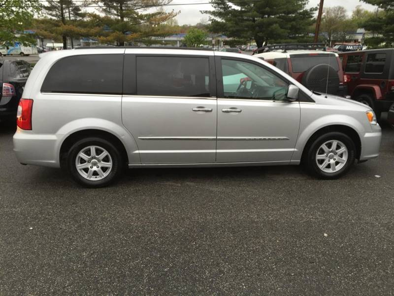 2011 Chrysler Town and Country for sale at Matrone and Son Auto in Tallman NY
