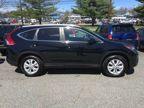 2012 Honda CR-V for sale at Matrone and Son Auto in Tallman NY