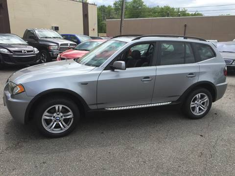 2006 BMW X3 for sale in Tallman NY