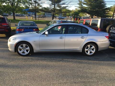 2008 BMW 5 Series for sale at Matrone and Son Auto in Tallman NY