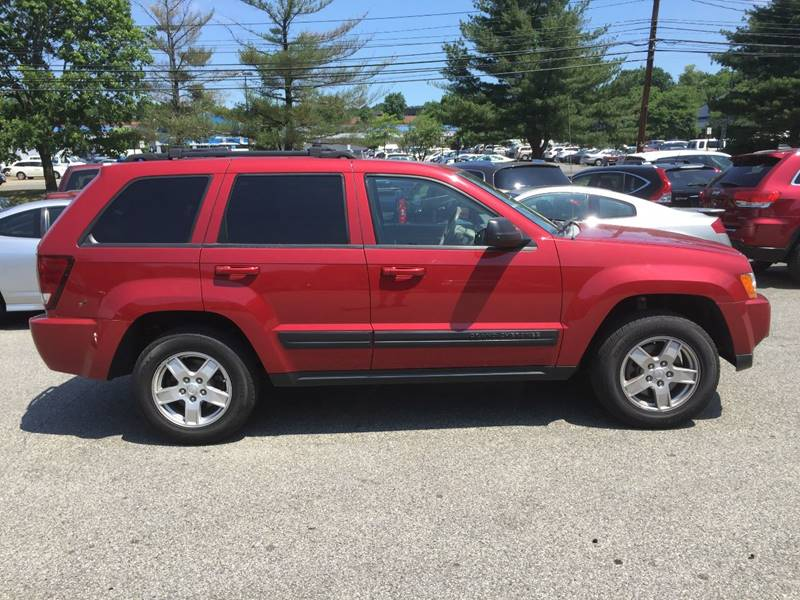 2006 Jeep Grand Cherokee for sale at Matrone and Son Auto in Tallman NY
