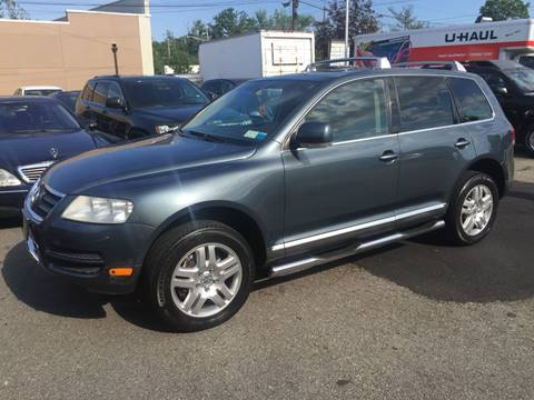 2004 Volkswagen Touareg for sale at Matrone and Son Auto in Tallman NY