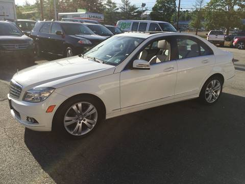 2011 Mercedes-Benz C-Class for sale at Matrone and Son Auto in Tallman NY