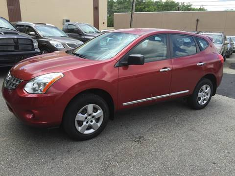 2011 Nissan Rogue for sale at Matrone and Son Auto in Tallman NY