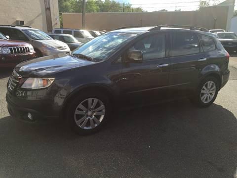 2008 Subaru Tribeca for sale at Matrone and Son Auto in Tallman NY