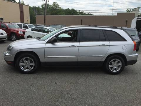 2006 Chrysler Pacifica for sale at Matrone and Son Auto in Tallman NY