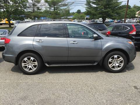 2008 Acura MDX for sale at Matrone and Son Auto in Tallman NY