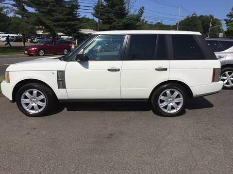 2006 Land Rover Range Rover for sale at Matrone and Son Auto in Tallman NY