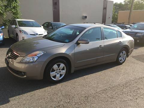 2008 Nissan Altima for sale at Matrone and Son Auto in Tallman NY