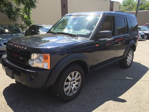 2005 Land Rover LR3 for sale at Matrone and Son Auto in Tallman NY