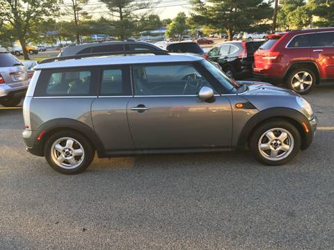2010 MINI Cooper Clubman for sale at Matrone and Son Auto in Tallman NY