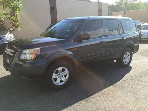 2006 Honda Pilot for sale at Matrone and Son Auto in Tallman NY