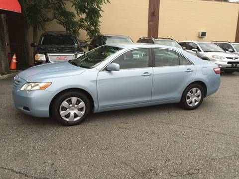 2009 Toyota Camry for sale at Matrone and Son Auto in Tallman NY
