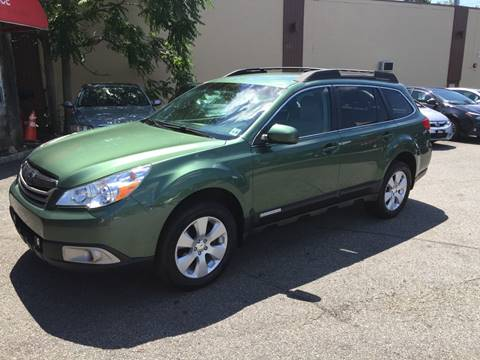 2011 Subaru Outback for sale at Matrone and Son Auto in Tallman NY