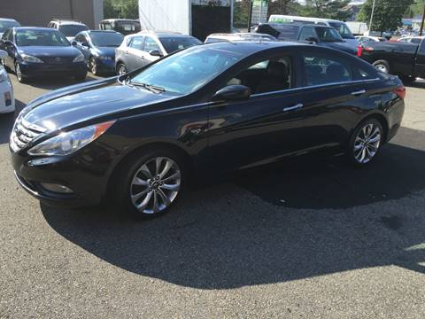 2011 Hyundai Sonata for sale at Matrone and Son Auto in Tallman NY