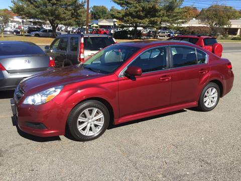 2012 Subaru Legacy for sale in Tallman, NY