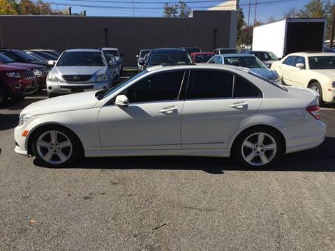 2010 Mercedes-Benz C-Class for sale at Matrone and Son Auto in Tallman NY