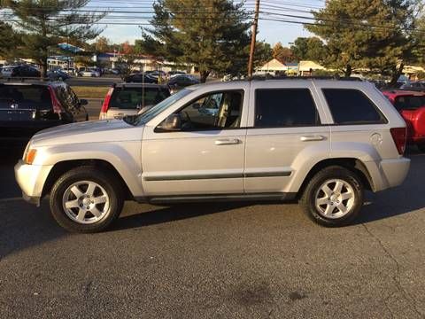 2008 Jeep Grand Cherokee for sale at Matrone and Son Auto in Tallman NY