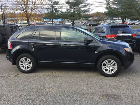 2008 Ford Edge for sale at Matrone and Son Auto in Tallman NY