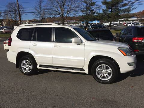 2004 Lexus GX 470 for sale at Matrone and Son Auto in Tallman NY