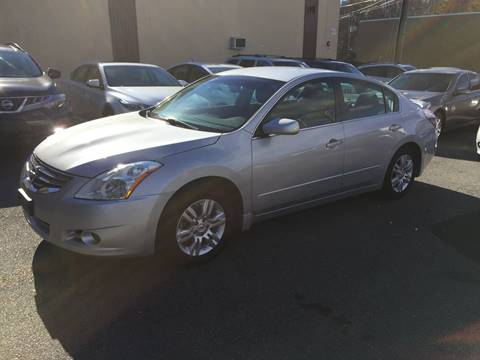 2012 Nissan Altima for sale at Matrone and Son Auto in Tallman NY
