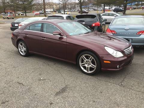 2007 Mercedes-Benz CLS for sale at Matrone and Son Auto in Tallman NY