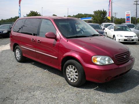 2003 Kia Sedona for sale in Greensboro, NC