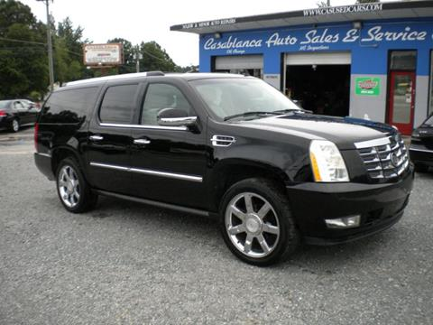 2007 Cadillac Escalade ESV for sale in Greensboro, NC