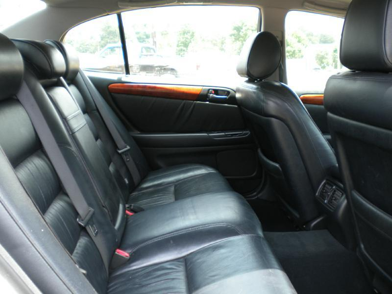 2002 Lexus GS 300 4dr Sedan - Greensboro NC
