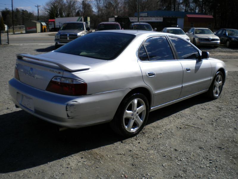 2002 Acura TL 3.2 Type-S 4dr Sedan - Greensboro NC