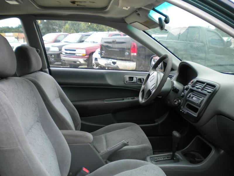 1999 Honda Civic EX 2dr Coupe - Greensboro NC