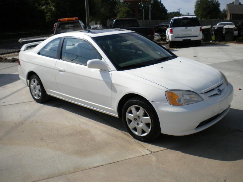 2002 Honda Civic EX 2dr Coupe - Greensboro NC