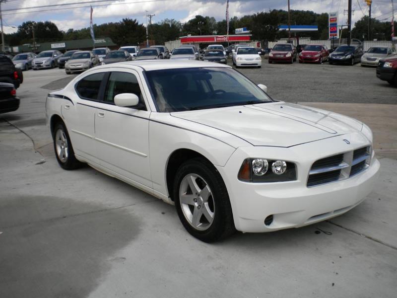 2010 dodge charger sxt 4dr sedan in greensboro nc - casablanca