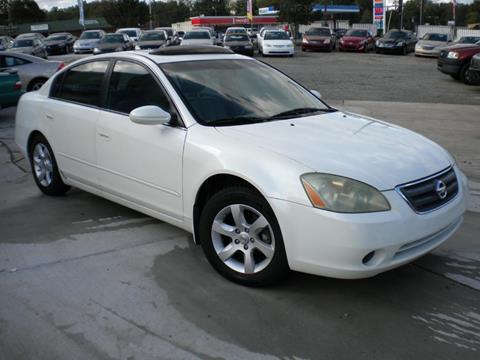 2004 Nissan Altima for sale in Greensboro, NC