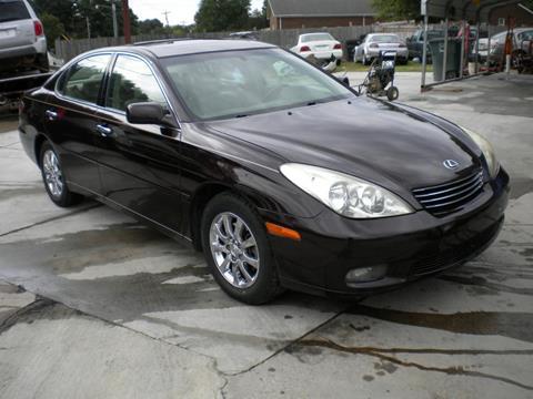 2003 Lexus ES 300 for sale in Greensboro, NC