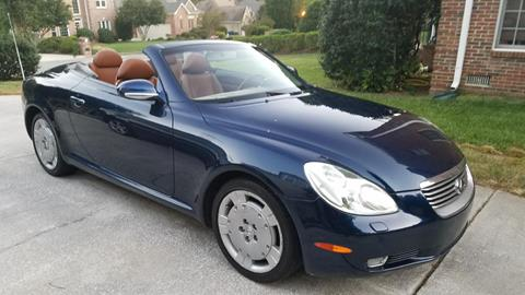 2002 Lexus SC 430 for sale in Greensboro, NC