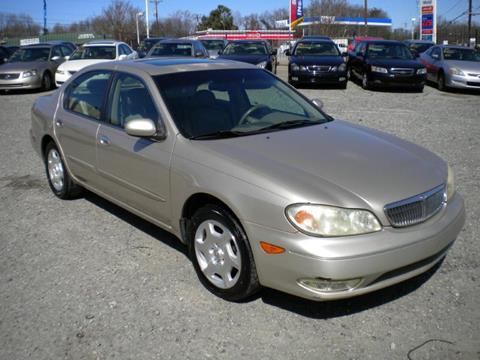 2001 Infiniti I30 for sale in Greensboro, NC