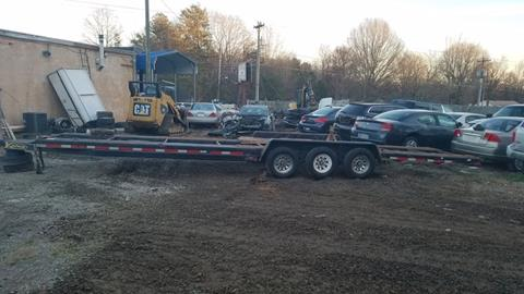 2008 Kaufman 2-CAR TRAILER for sale in Greensboro, NC