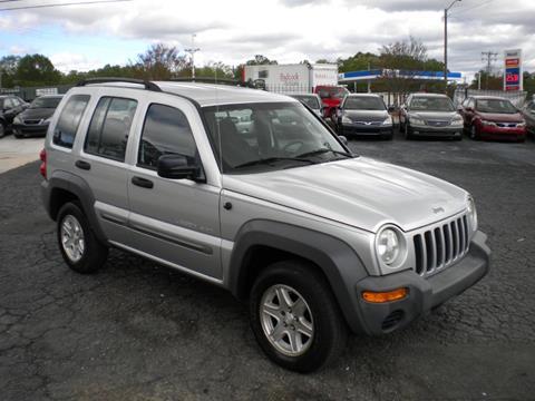2003 Jeep Liberty for sale in Greensboro, NC