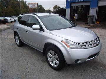 2006 Nissan Murano for sale in Greensboro, NC