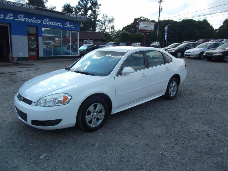 2011 Chevrolet Impala LT Fleet 4dr Sedan w/2FL - Greensboro NC