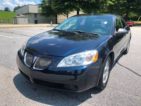 2008 Pontiac G6 for sale in Lawrenceville, GA