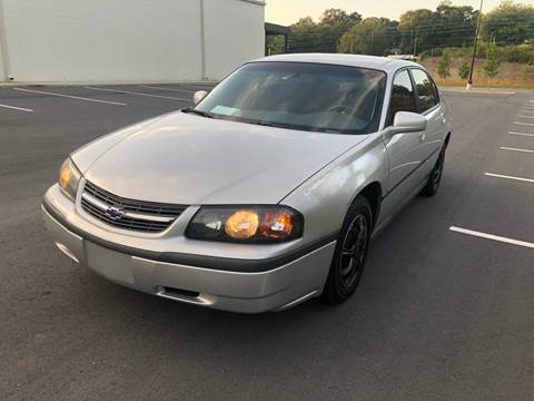 2004 Chevrolet Impala for sale in Atlanta, GA