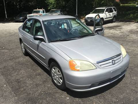 2003 Honda Civic for sale at Allrich Auto in Atlanta GA