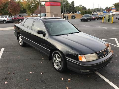 1998 Toyota Avalon for sale at Allrich Auto in Atlanta GA
