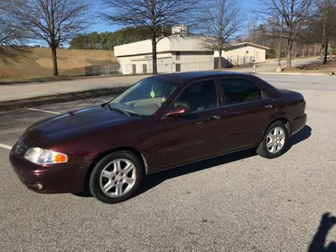 2002 Mazda 626 for sale in Atlanta, GA