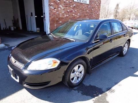 2010 Chevrolet Impala for sale in Scituate, RI
